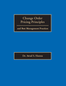 Change Order Pricing Principles